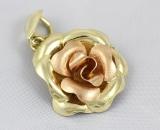 Přívěšek růže