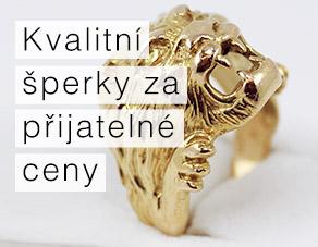 Kvalitní šperky za přijatelné ceny