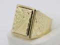 Masivní zlaté šperky