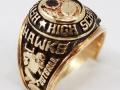 Pánský prsten rugby