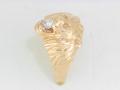 Pánský prsten Lev