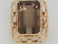Barokní prsten velký