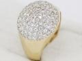 Dámský prsten s kameny